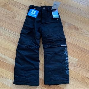 Columbia youth snowpants, NWT